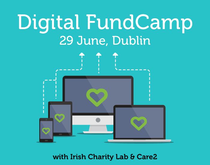 June 2017 Digital Fundraising Camp Digital Charity Lab