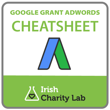 Free Download: Help with your Google Grant Adwords Account