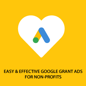 Online course: Google Grant Ads for Non-Profits