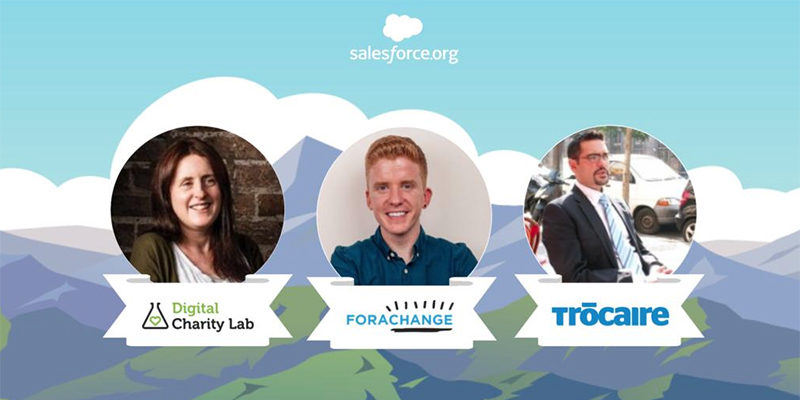 Salesforce Webinar, March 2019