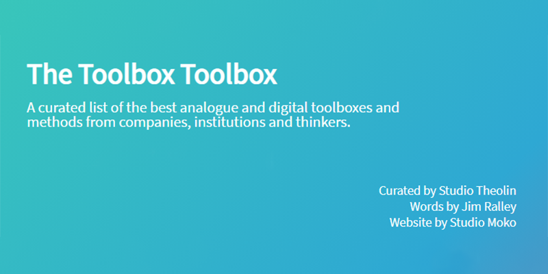 The Toolbox Toolbox