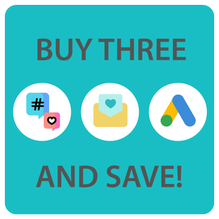 Buy 3 and Save!