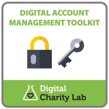 Digital Account Management Toolkit