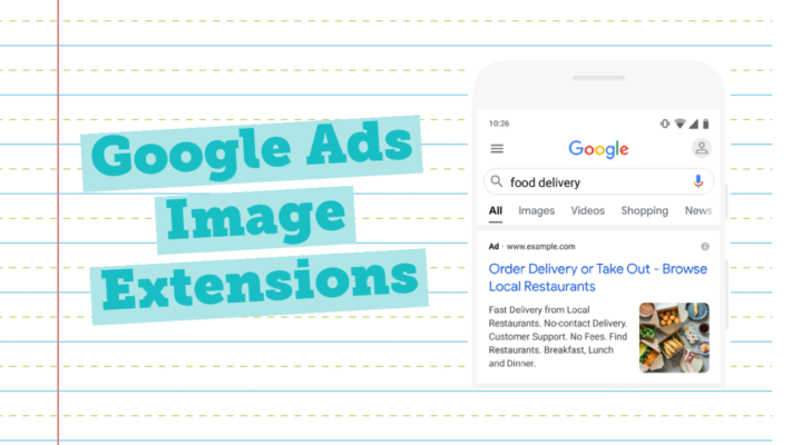 Google Ads now have image extensions